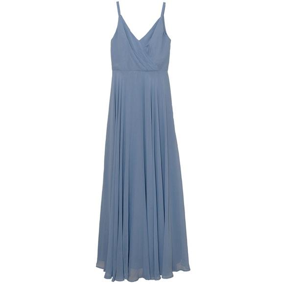 a2f104861bc After Six Dresses   Skirts - After Six Bridesmaid Dress 1511 Size 4 Larkspur